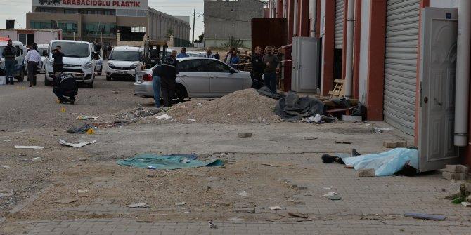 Adana'da alacak çatışması: 1 ölü, 4 yaralı
