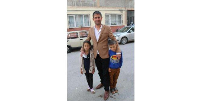 Çocuklarını okula göndermeyen babaya 3 bin lira ceza
