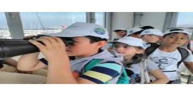 D-MarinKids ve TURMEPA, 813 çocuğa deniz sevgisini aşıladı