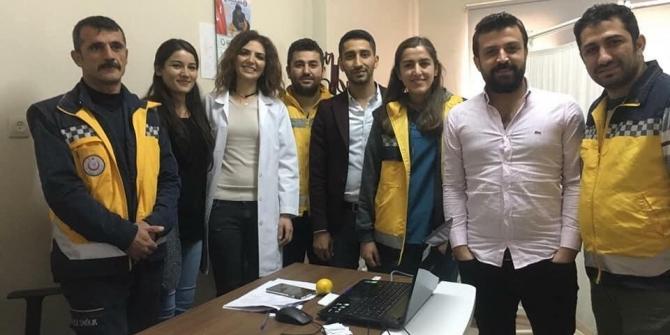 Beytüşşebap'a kadın hastalıkları ve doğum uzmanı atanması sağlık çalışanlarını sevindirdi
