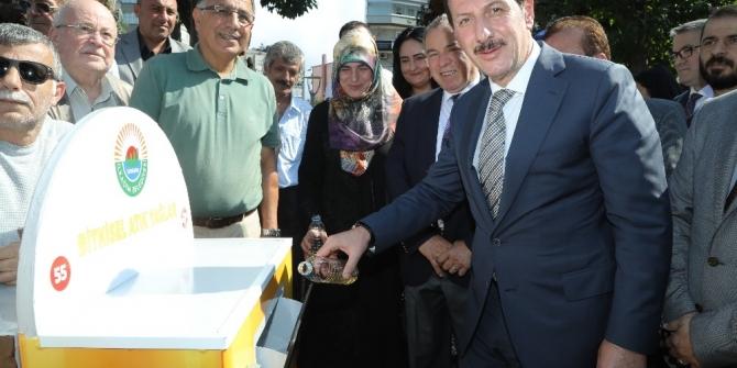 Samsun'da AYPİKUT projesi tuttu