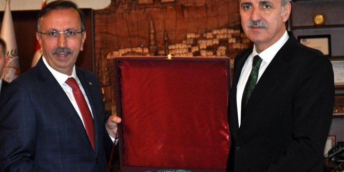 AK Partili Kurtulmuş: Dünya yeni bir dengesizliğin öncesinde (2)