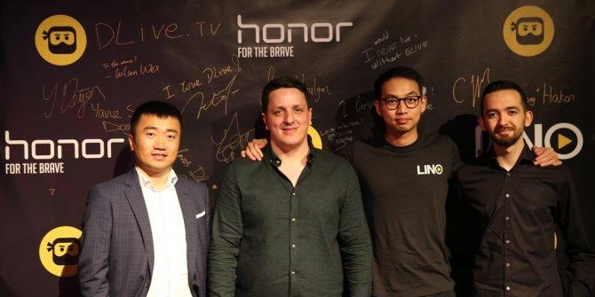 DLive ve Honor blockchain teknolojisinde işbirliği için anlaştı