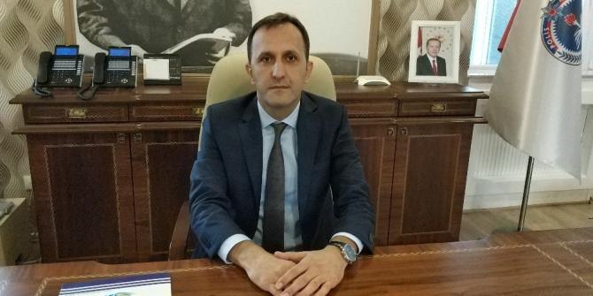 Polis Meslek Yüksek Okulu Müdürü Ogün Şahin göreve başladı