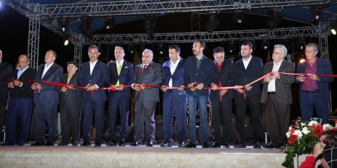 Erdemli Belediyesi 33 projenin toplu açılışını gerçekleştirdi