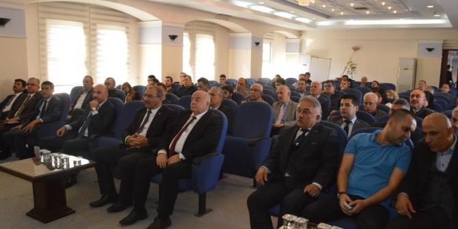 Kastamonu'da Yenilebilir Enerji Üretim Kooperatifleri Çalıştayı gerçekleştirildi