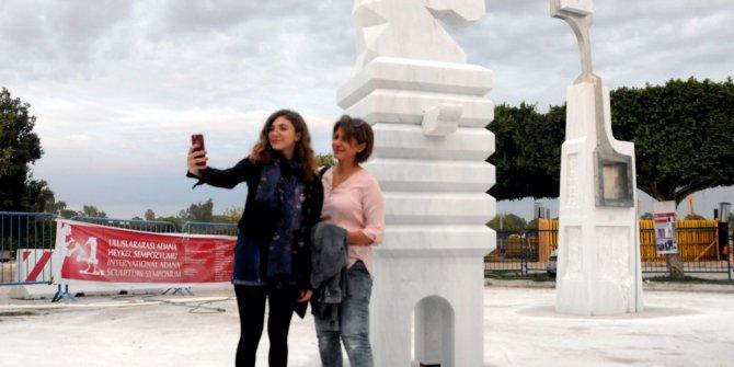 4'üncü Uluslararası Adana Heykel Sempozyumu sona erdi