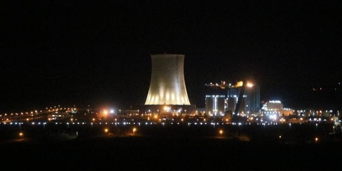 Çanakkale'de termik santraldeki patlama