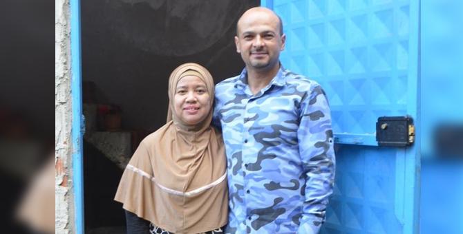 Endonezya'dan Türkiye'ye uzanan bir aşk hikayesi