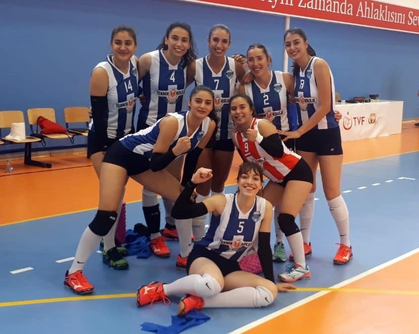 Kayseri OSB Teknik Koleji Atletikspor  6'da 6 yaparak yoluna namağlup devam ediyor