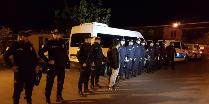 Burhaniye'de silahlı kavga: 1 ölü, 2 yaralı
