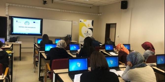 Öğretmen Gelişim Atölyeleri Projesi başladı