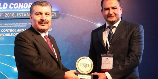 Aziz Sancar Ödülü Gaziantep Üniversitesi'nin