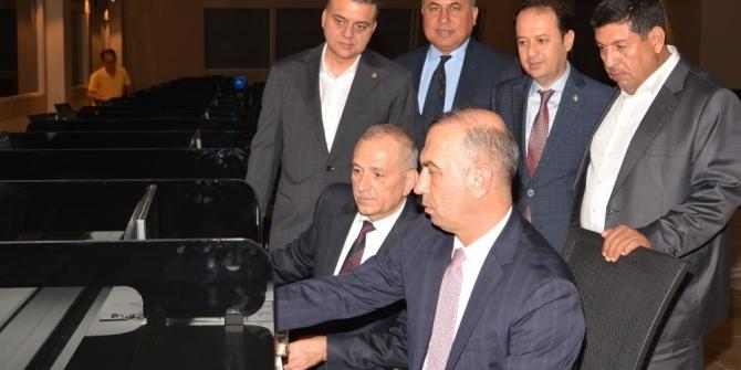 """Adana BTÜ Rektörü Prof. Dr. Tümay: """"Bölgenin ODTÜ'sü olmak istiyoruz"""""""