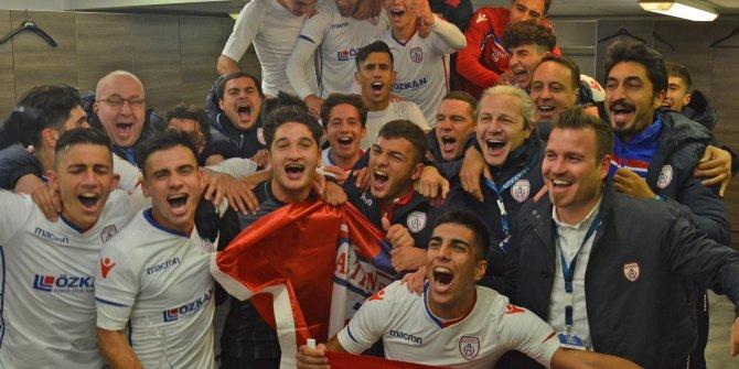 Altınordu'ya UEFA'da Fransız konuk