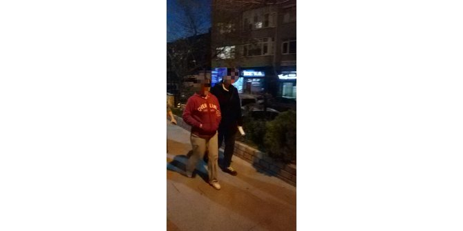 Kerpetenle alarmlarını kırdığı giysileri çalmak isteyen kadın tutuklandı