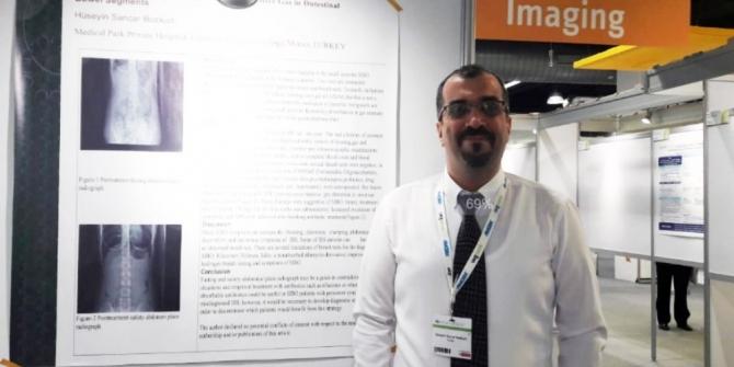Türk doktor dışkı hipoteziyle Viyana'da dikkatleri çekti