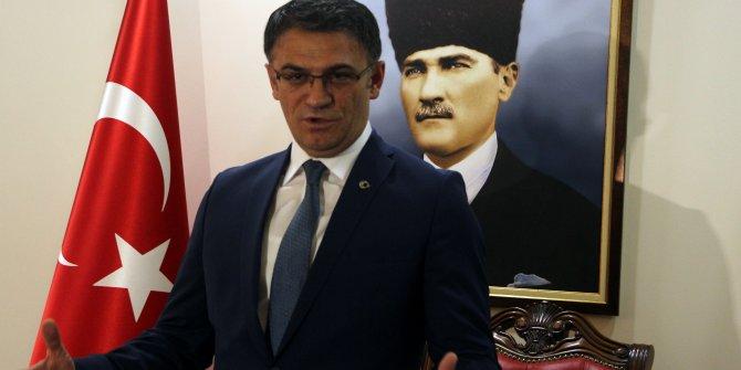 Tokat Valisi Balcı, göreve başladı