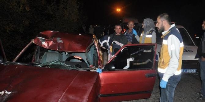 3 kişiyi ezip kaçtı, aracının çalındığını ihbar etti