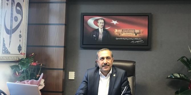 """Arvas: """"Büyükşehir Belediyesini kazanarak yeni bir hikaye yazmak istiyoruz"""""""