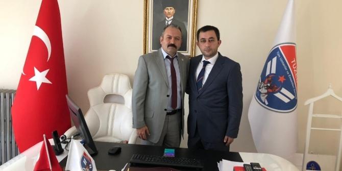 MHP Talas Belediye Başkan Adayı Önder, ziyaretlerini sürdürüyor