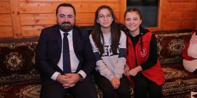 """Başkan Aktepe: """"Fatsa'nın tamamına ayrım gözetmeden hizmet ettik"""""""