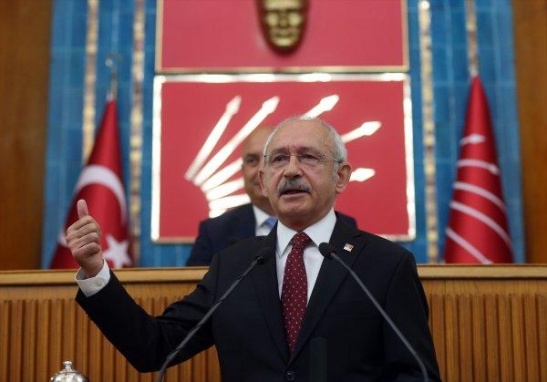 Kılıçdaroğlu CHP grup toplantısında sert konuştu: '' Kaşıkçı cinayeti için Türkiye neden seçildi?