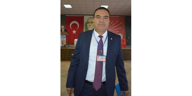 CHP Koçarlı İlçe Başkanı, görevinden istifa etti