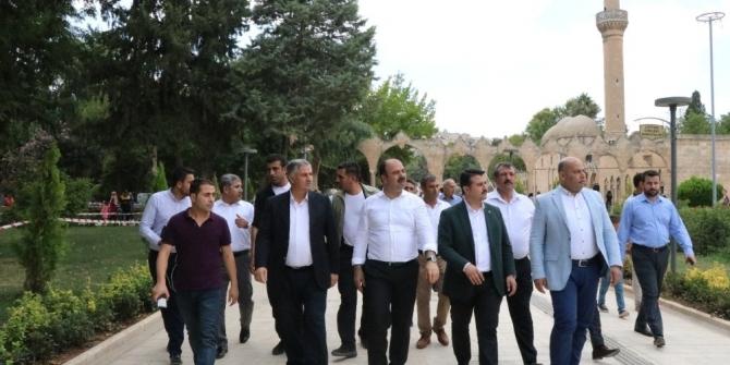 Şanlıurfa tarihi büyükşehir belediyesi ile son 4 yılda özünü buldu