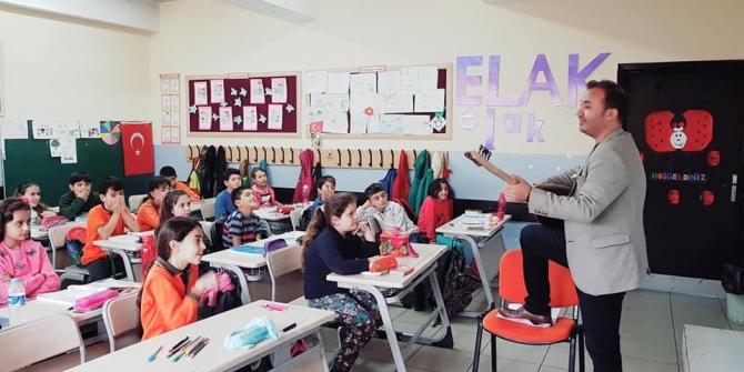 Iğdır'da Türk Halk Müziği tanıtımı
