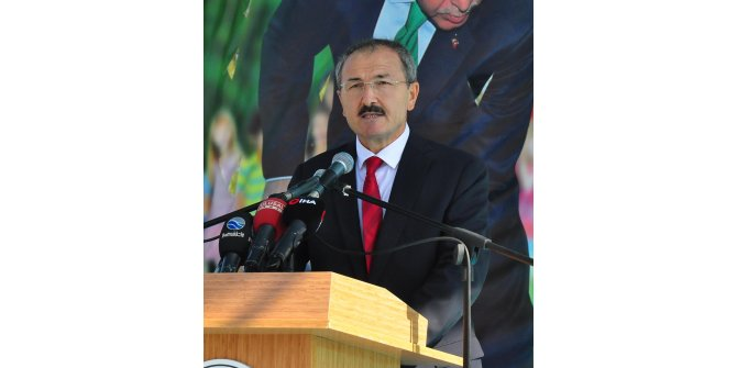İzmir'de 2 bin öğrenci adına fidan dikildi
