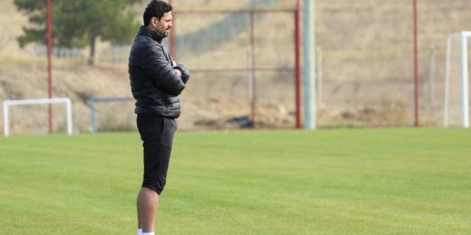 E. Yeni Malatyaspor'da Trabzonspor hazırlıkları sürüyor