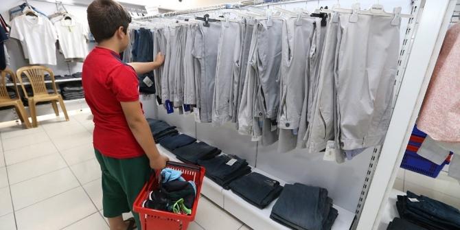 Pamukkale sosyal market 4 bin aileye ulaştı