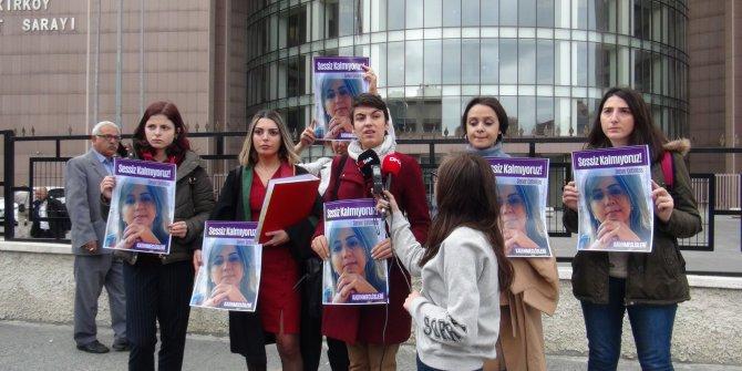 Küçükçekmece'deki kadın cinayeti davası