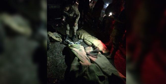 Karapet Gecidi'nde göçmen faciası: ölü ve yaralılar var!