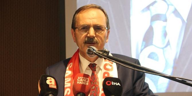 """Başkan Şahin: """"Samsun'u hak ettiği kalkınmışlık seviyesine ulaştıracağız"""""""