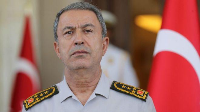 ABD'nin PKK kararına Hulusi Akar'dan yanıtı!
