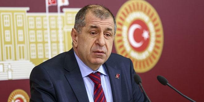 İYİ Parti'nin İstanbul adayı belli oldu! Ümit Özdağ kimdir?