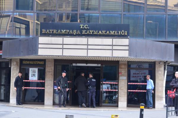 Bayrampaşa'da kadın polis intihar girişiminde bulundu!
