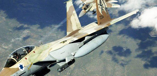 İsrail, Şam'ı vurdu!