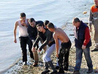 Balıkçıların intihardan kurtardığı kız isyan etti