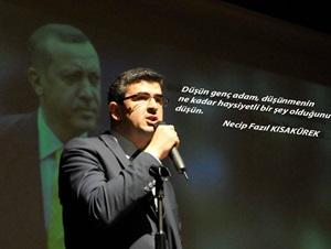 """Erkan Gül; """"Adayımız Rüstem Ağabeyimiz"""""""