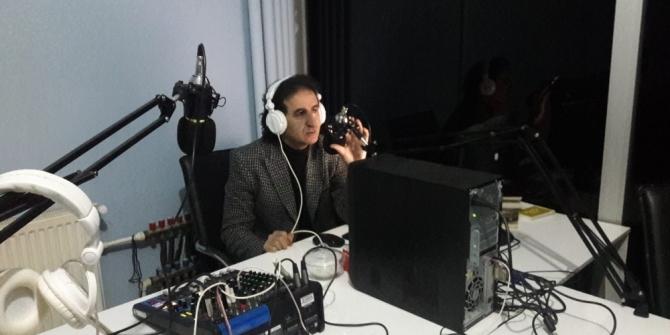 Hakkari'nin Sesi Radyosu yayın için gün sayıyor