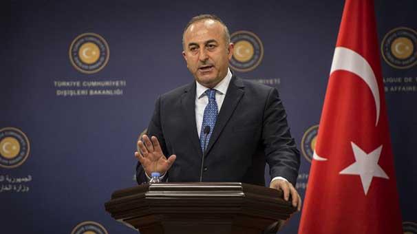 Dışişleri Bakan Çavuşoğlu'ndan Kaşıkçı açıklaması