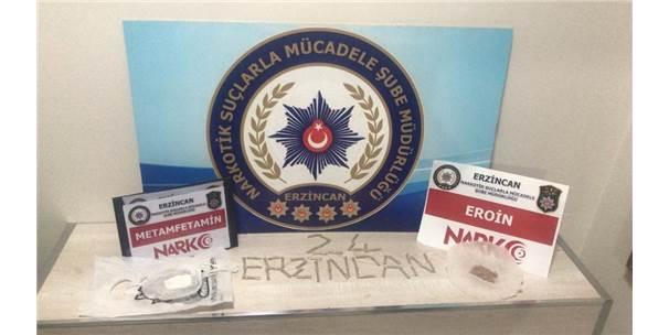 Erzincan'da büyük operasyon: 500 kg eroin ele geçirildi