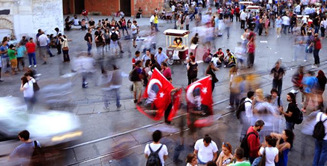 Gezi Parkı soruşturmasında 120 kişi hakkında iddianame