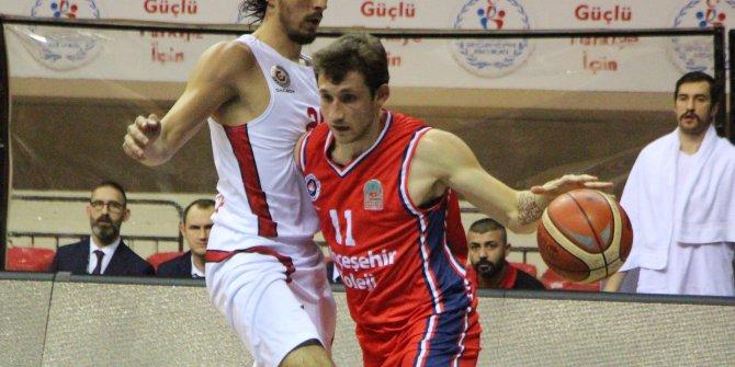 Gaziantep Basketbol – Bahçeşehir Koleji: 65-63