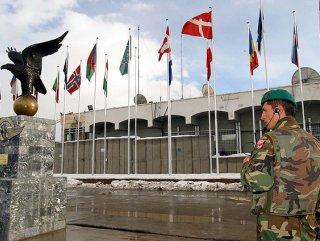 Kabil'deki Havaalanının komutası TSK'ya geçti
