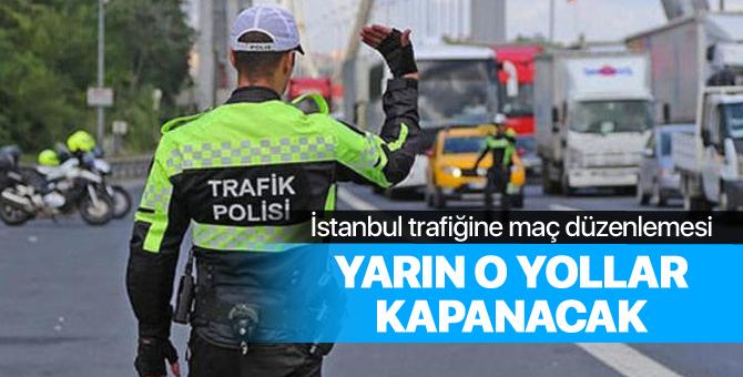 17 Aralık 2018 İstanbul alternatif yollar