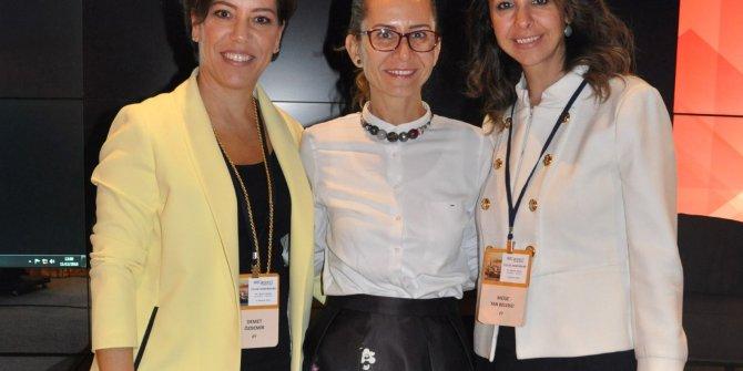 Global şirketler ile Türkiye'deki kadın iş sahipleri buluştu